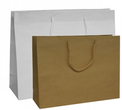 Recycled Paper Carrier Bags