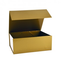 Gold Magnetic Boxes