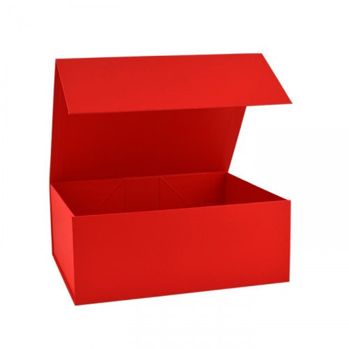 Red Magnetic Boxes