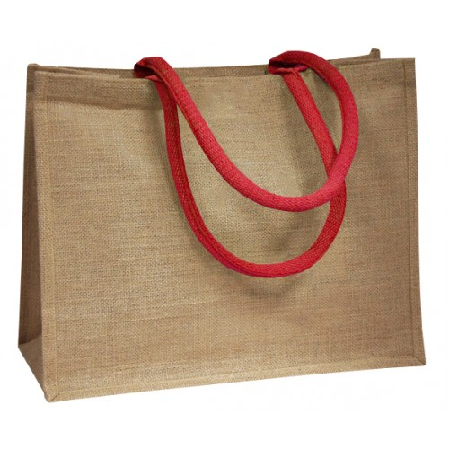 Reusable Fabric Bags Jute Cotton or Canvas bags plain or printed, bags for life