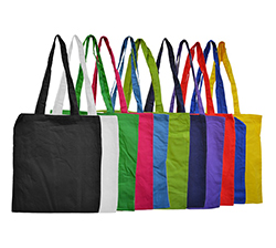 Cotton Bags Long Handle
