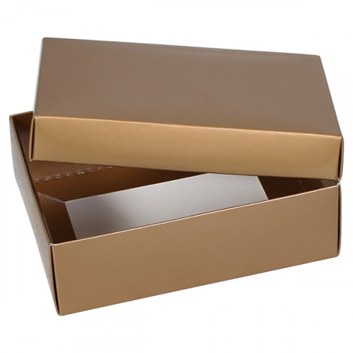Gold Medium Gift Boxes