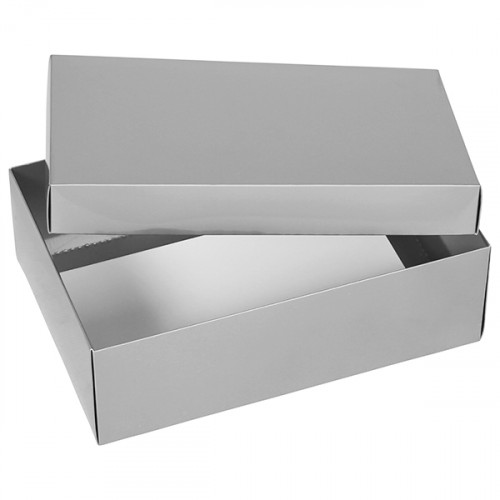 Silver Medium Gift Boxes