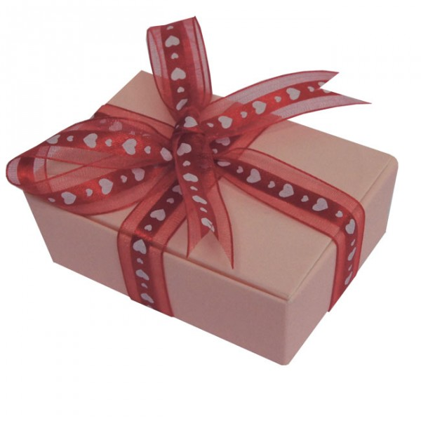 Pastel Pink Small Gift Boxes